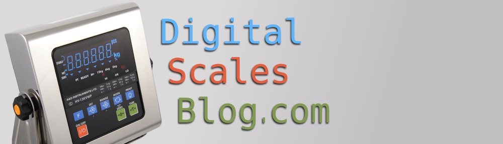 Digital Scales Blog