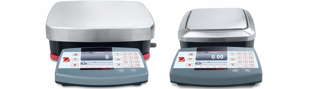 Ohaus Ranger 7000: can a scale simplify complex weighing applications?