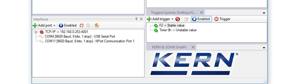 Software Kern BalanceConnection