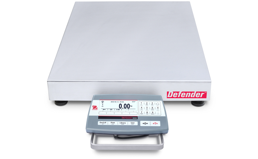 Using Ohaus Defender 5000 scales with BarTender