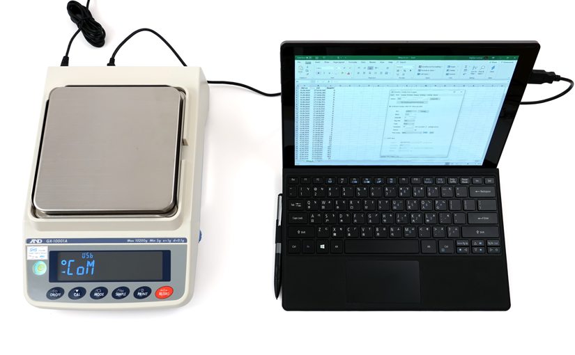 A&D Precision Balances Communication Manual (GX-A, GF-A and GX-AE)